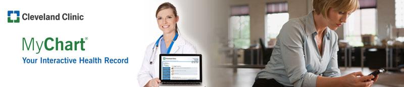 Cleveland clinic mychart mobile app info